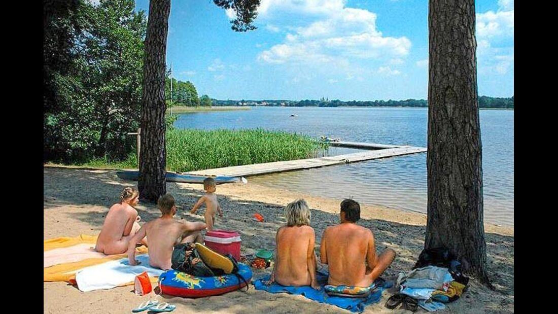 FKK-Camping am Useriner-See
