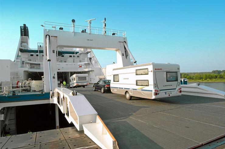 Fähren in Nordeuropa