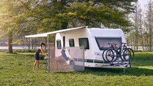 Fahrradträger Deichsel Wohnwagen