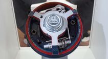 Fahrzeugtechnik-Spezialist BPW prsentiert die achte Generation seiner Radbremse.
