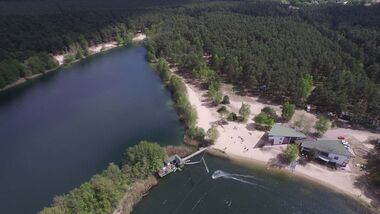 Familiencamping Ruhlesee