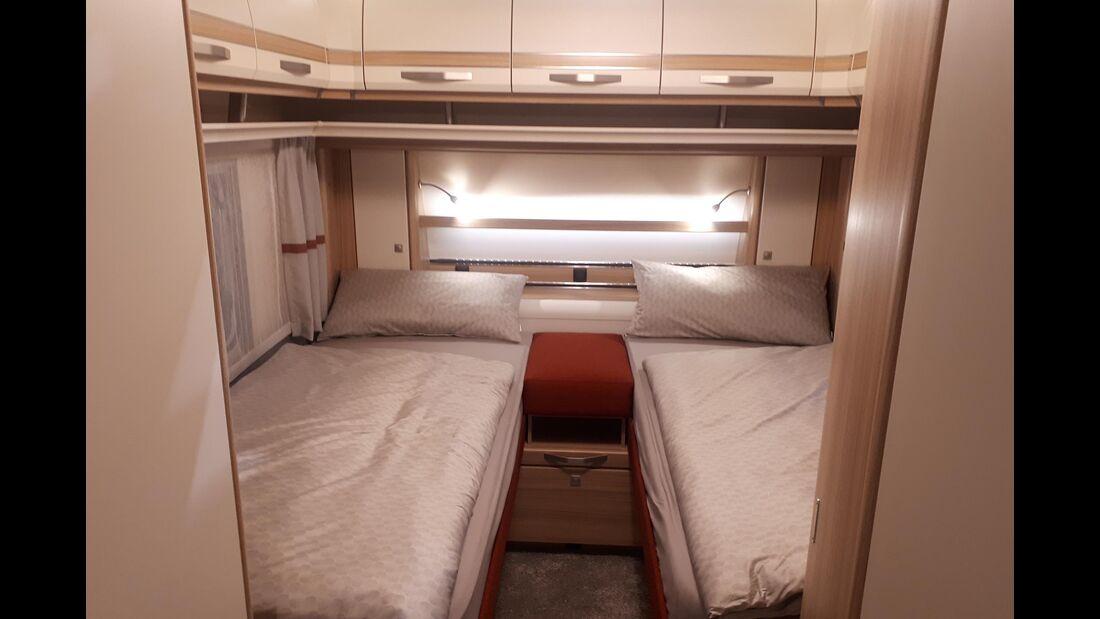 Fendt Bianco Rosso 515 SG Bett