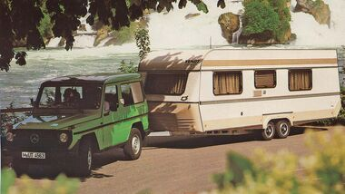 Fendt Caravan 1982/83