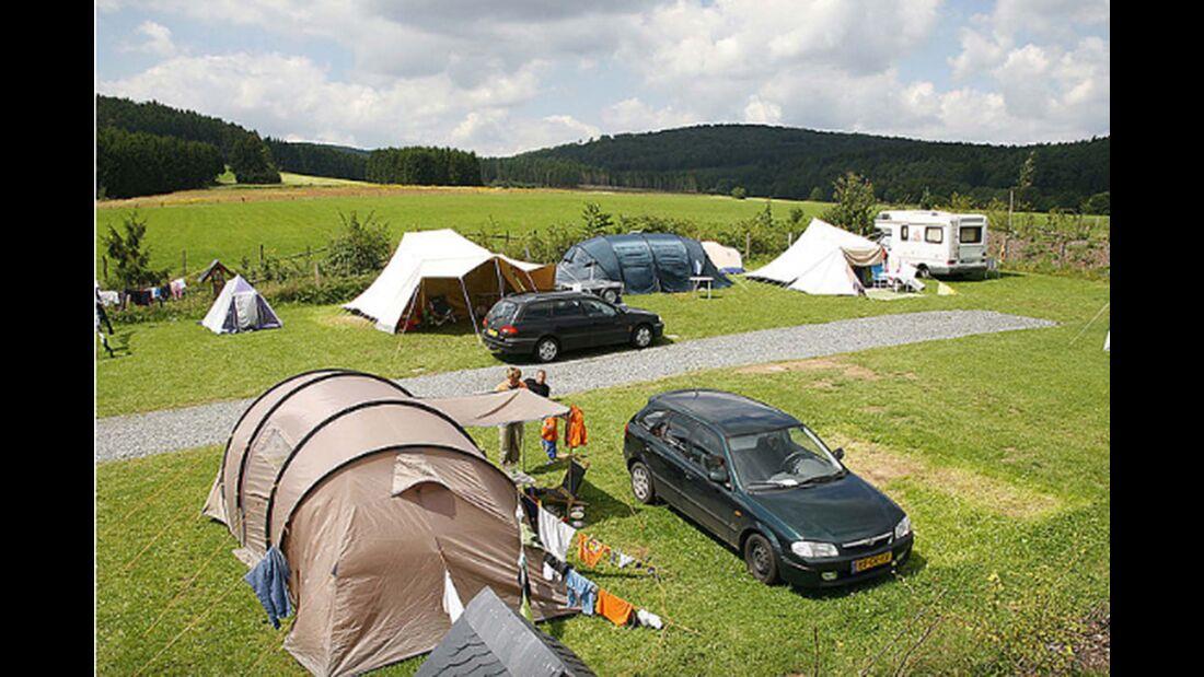Ferienhof & Camping Zur Hasenkammer