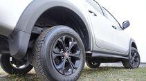 Fiat Fullback Cross 4x4 im Zugwagen-Test