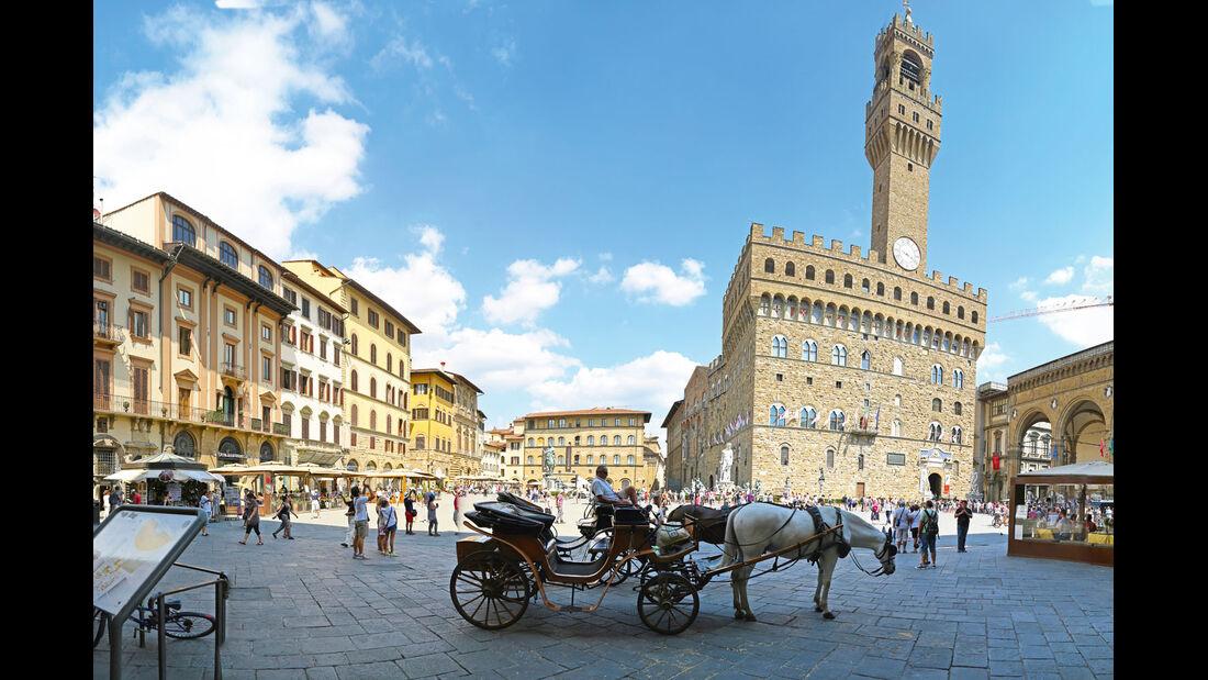 Florenz gilt als Wiege der Renaissance und eine der schönsten Städte der Welt.