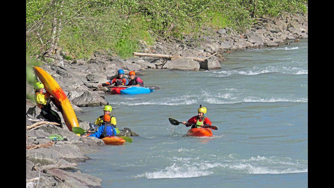 Fluss Isel
