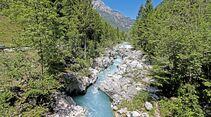 Fluss Soca