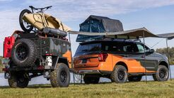 Ford Expedition Timberline Off-Grid Concept (2021)