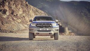 Ford Ranger Raptor vorne
