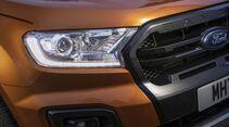 Ford Ranger Wildtrak Licht