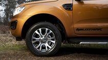 Ford Ranger Wildtrak Reifen