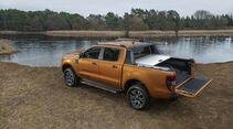 Ford Ranger Wildtrak hinten