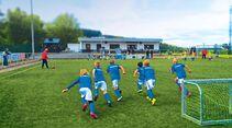 Fußballcamp Village Baia Holiday Cavallino