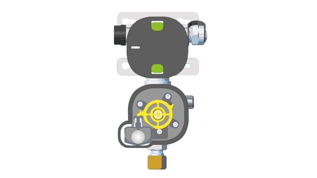 Gasumschaltanlage Duomatic