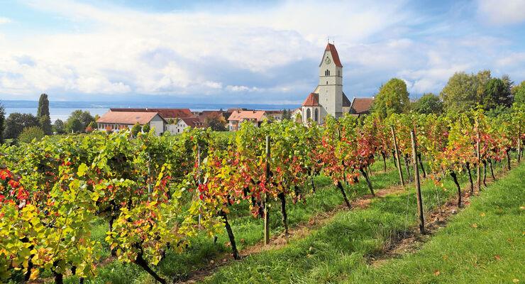 Genießerferien am Bodensee