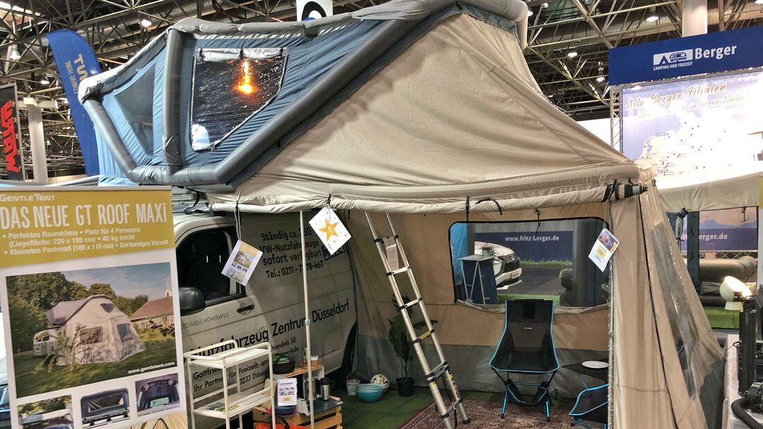 Gentle Tent-Dachzelt