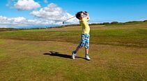 Gerade mal 60 Meilen breit und 170 Meilen lang, besitzt Wales fast 200 Golfplätze.
