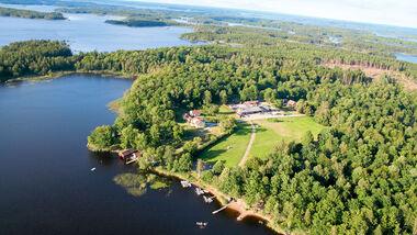 Getnö Gård Naturcamping in Småland
