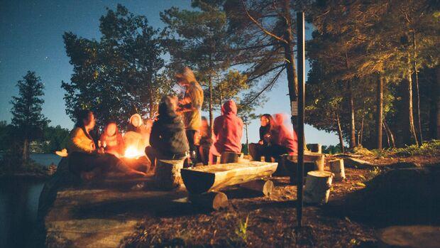 Gründe fürs Camping
