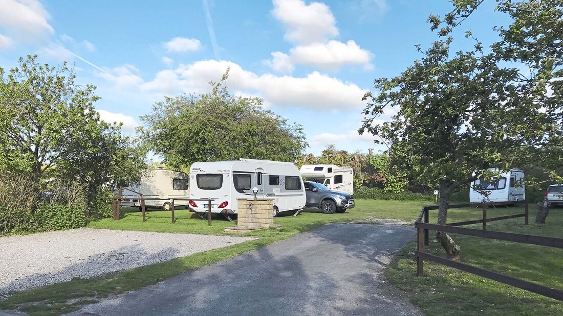 Hawthorn Farm Touring & Holiday Park