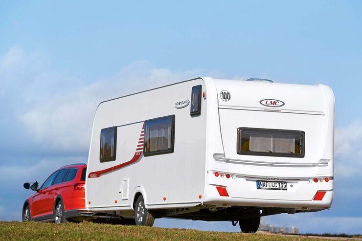 Wohnwagen Etagenbett Maße : Lmc musica 530 k im test: mehrgenerationen caravan caravaning
