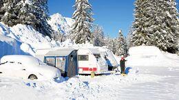 Helfer für Camper