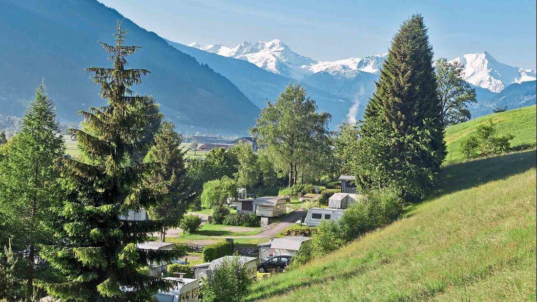 Hell Camping und Aparthotel in Österreich