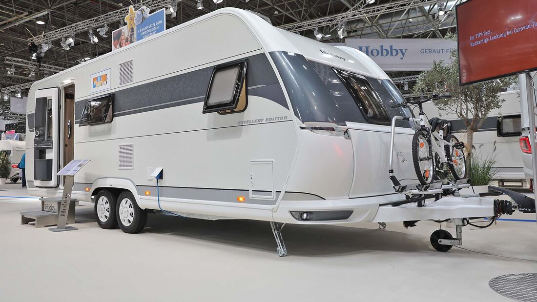 Hobby Excellent Edition 650 KMFe (2022)