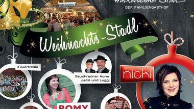 Huckenhamer Weihnachts Stadl