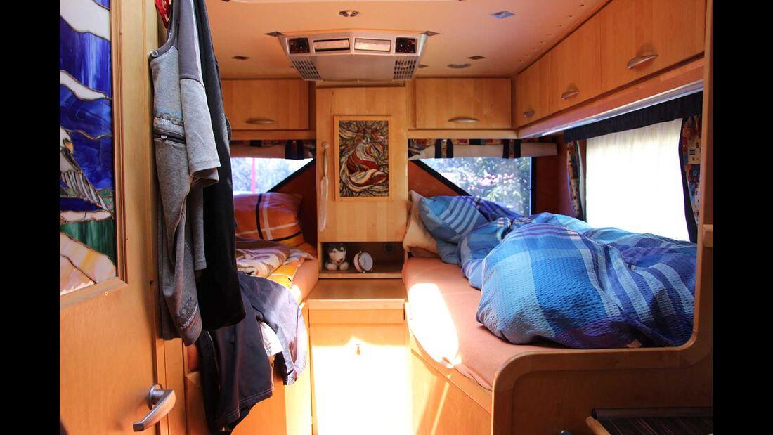 Hymer Crazy Camper