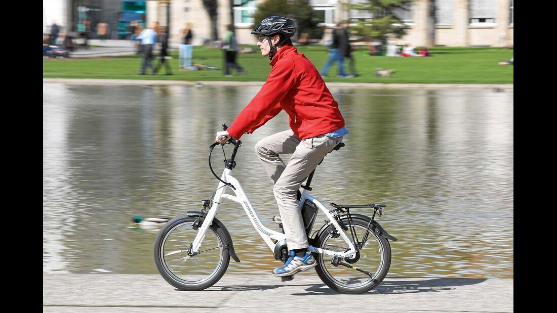 Hymer E-Bike