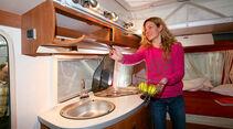 Hymer Eriba-Touring Forever Young Test Caravaning Caravan