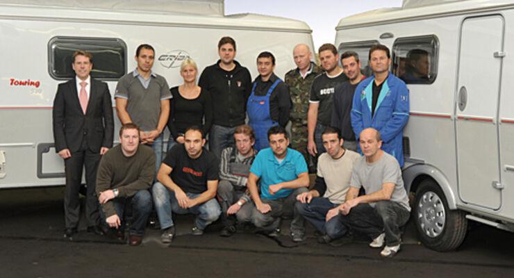 Hymer, touring, Reisemobil, wohnmobil, caravan, wohnwagen