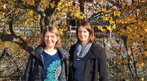 Irene und Beatrix Hellrigl