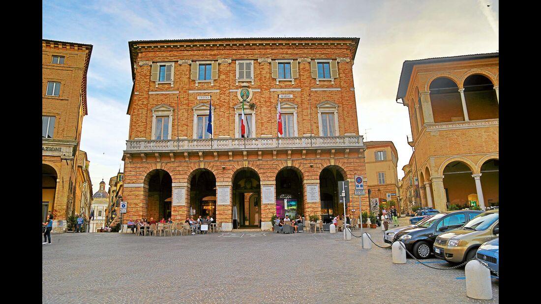 Italien Marken