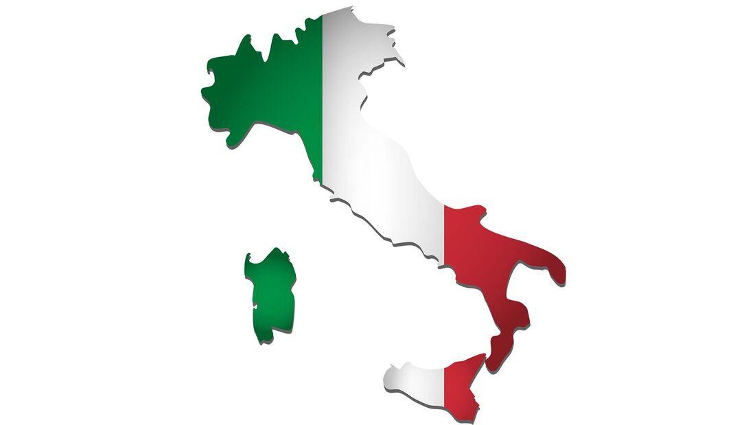 Italien, Reise-infos