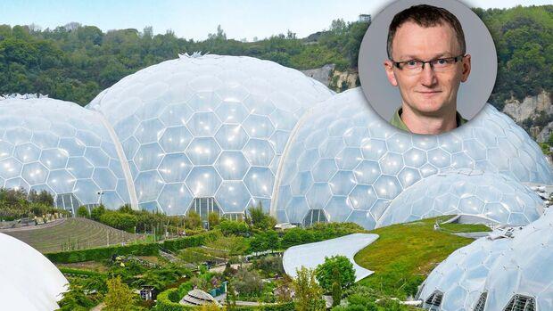 James Bond im Garten Eden