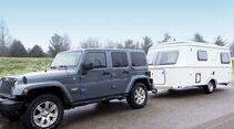 Jeep Wrangler Eriba Touring