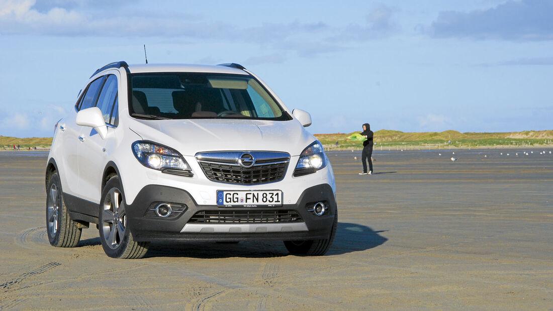 Journal: Opel Mokka