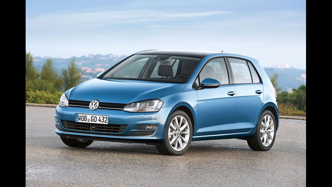 Journal: Volkswagen Golf