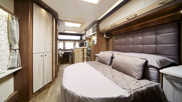 Kabe Caravan, Coachman, Modell Lusso, Modelljahr 2021