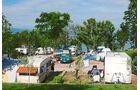 Kamp Njivice auf Krk