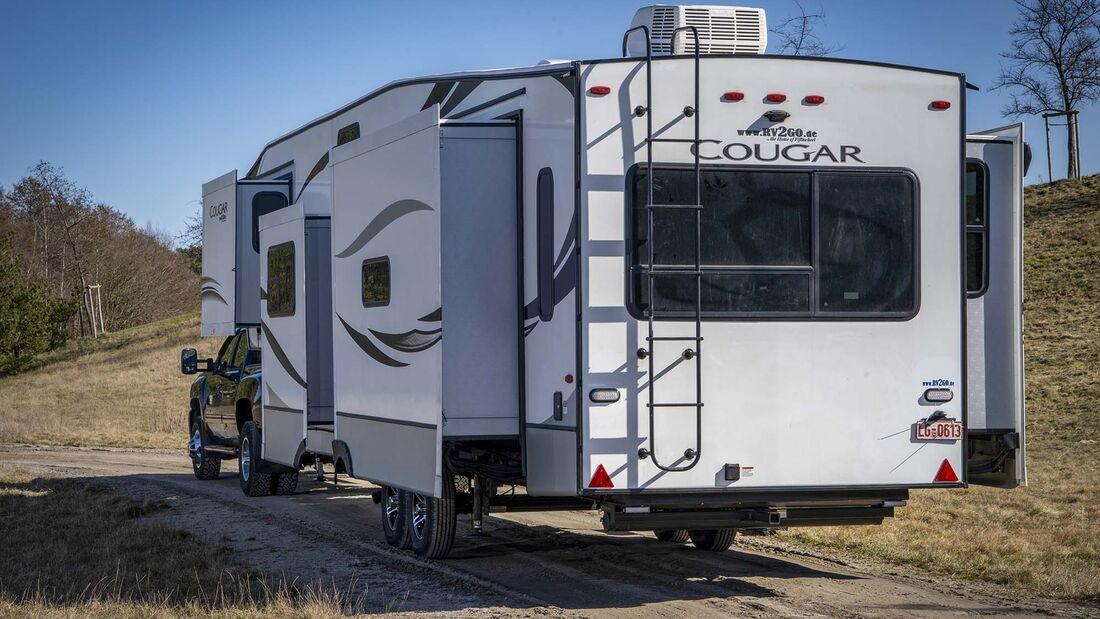 Keystone Cougar 368 MBI (2021)