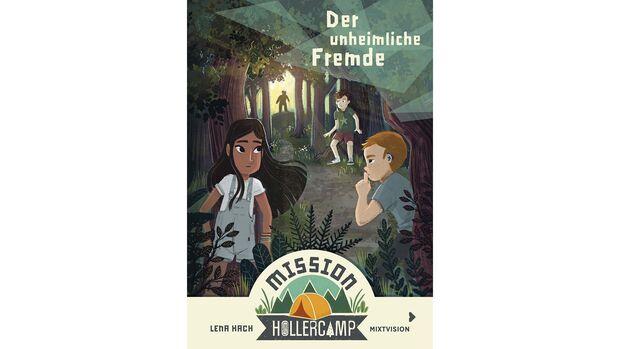 Kinderbuch Camping