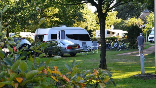 Kinderfreier Campingplatz Camping Jelly's Hoeve