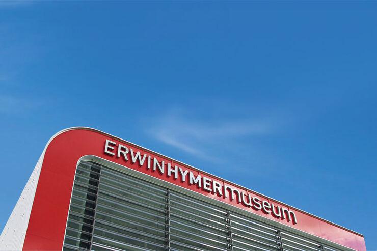 Klassik und Moderne - Das neue Mekka für klassische Caravans und Reisemobile: Das Erwin-Hymer-Museum