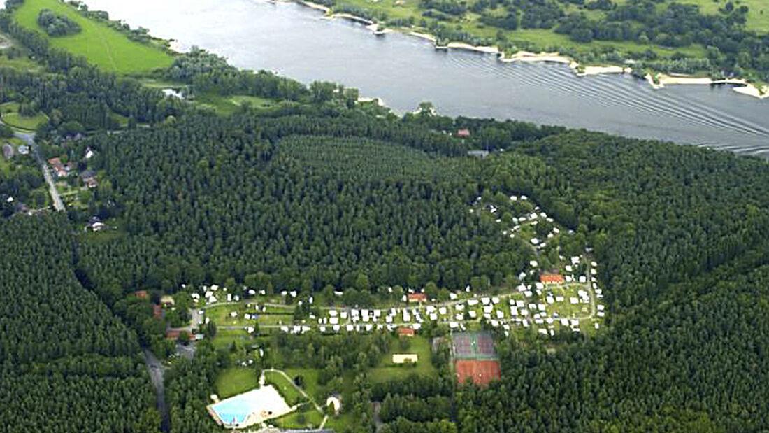 Knaus Campingpark Bleckede/Elbtalaue
