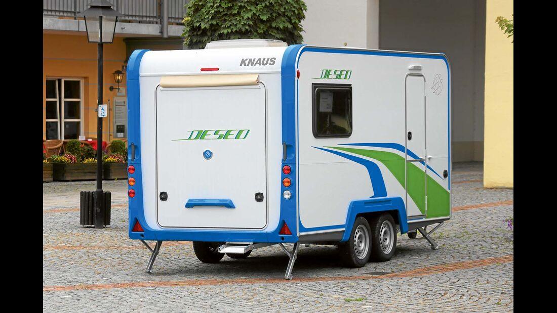Knaus Deseo Transport