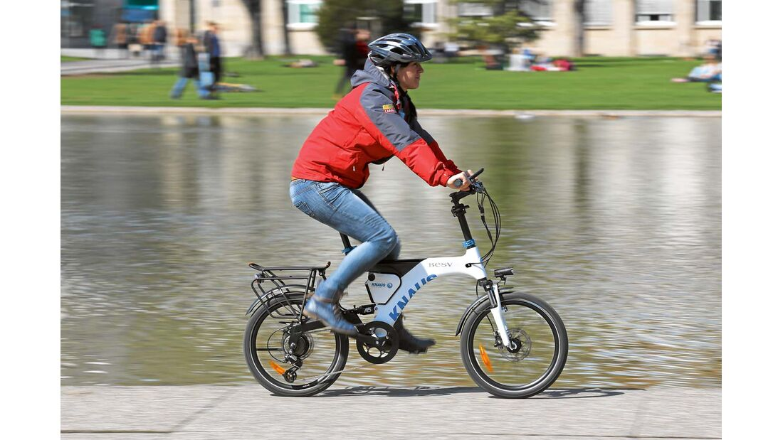 Knaus PS 1 E-Bike